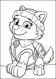 Paw Patrol Free Coloring Pages Printable Coloring Pages Free