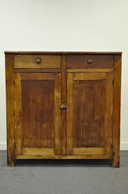 Rustic Kitchen Sideboard Primitive Rustic Pine Hand Dovetail Joined Jelly Cupboard Pantry