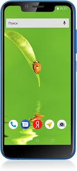 Купить Смартфон <b>FLY View</b> 8Gb, <b>синий</b> в интернет-магазине ...