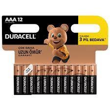 Duracell AAA piller - Şarj Edilebilir ve geleneksel