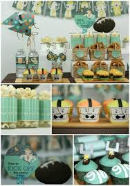 Super Bowl Party Decorating Ideas 60 Amazing Super Bowl Party Decorating Ideas for 60 Spaceships 19
