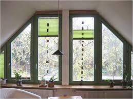 Gardinen Für Schräge Fenster Haus Möbel Vorhang Für
