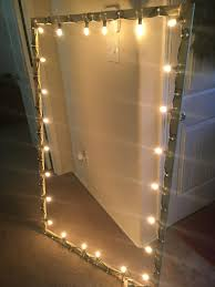 How To Decorate Window With Lights Christmas Light Window Frames Christmas Window Lights