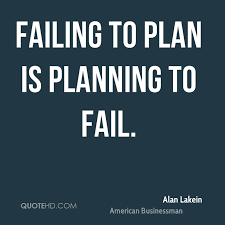 Planning Quotes New Alan Lakein Quotes QuoteHD