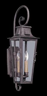 french outdoor lighting. troy lighting french quarter 2light outdoor wall lantern aged pewter finish with clear k