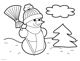 Pikachu Christmas Tree Coloring Pages For Kids Printable Coloring