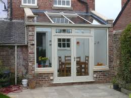 Small Kitchen Extensions 1000 Ideas About Conservatory Kitchen On Pinterest Glass