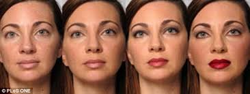 the eyes have it so automatic are responses to contrasting features enhanced by