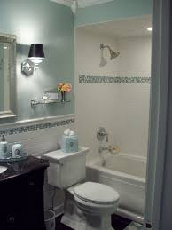 spa blue bathroom makeover in bathroom accent furniture