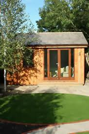 how to add a garden building without spoiling the garden building a garden office