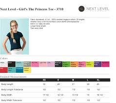 Next Level Kids Size Chart Sbms Spiritwear Stone Bridge Middle School Discover Your True North T Shirt Ladies Fit