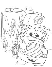 Small Picture Disney Junior Cars 2 Coloring Pages line drawings online Disney