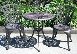 outdoor wrought iron furniture. Iron Patio Furniture Decor Outdoor Wrought With Cast Chairs O
