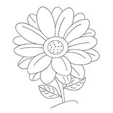 Small Picture 10 Pretty Daisy Coloring Pages For Toddlers