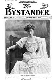 1906 Miss Ivy Gordon Lennox from The Bystander of 11 July 1906 | Grand  Ladies | gogm