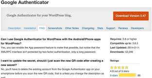 using google two factor authentication