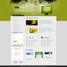Website Design Templates Template 24 Web Design 2