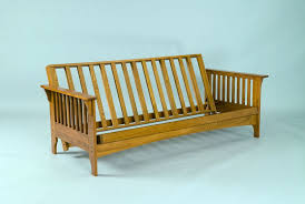 assembly wooden futon frame