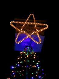 What To Do With Rope Lights Intro Diy Lighted Star From 5 Coat Hangers A Rope Light