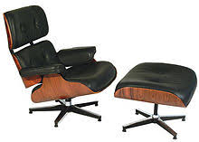 ray eames furniture. eames lounge 670 and ottoman 671 circa 1956 ray furniture