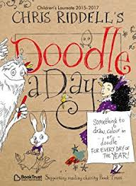 chris riddell s doodle a day