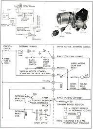 lucas dr3 wiper motor wiring diagram wirdig motor wiring diagram on for lucas 1968 corvette service bulletin windshield wiper system