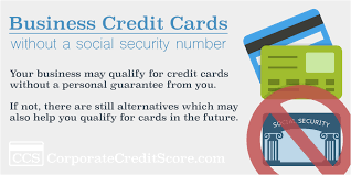 How To Get A Business Credit Card With Ein Only Fill Out Application