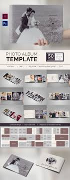 Free Indesign Book Templates Photo Template Cover Landscape
