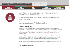 financial aid information available in common app the common  financial aid information available in common app