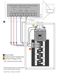 byram 3 phase 3 wire meters 3 phase 3 wire installation diagram