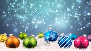 Christmas Background Winter Christmas Motion Backgrounds