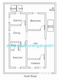 two bedroom house plans as per vastu inspirational house plan vastu east facing elegant east facing 2 bedroom house