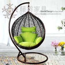 egg hammock chair furniture breathtaking indoor swing chair with stand 2 rattan hanging marvellous wicker chairs