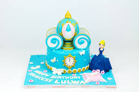 Princess Castle Birthday Cake Tasmeem