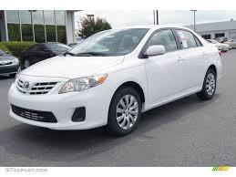 Toyota Corolla L Automatic Specs