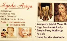 bridal makeup artists gulbarga