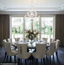 astonishing round dining room tables amazing of round formal dining room table best ideas about large