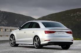 All-new 2014 Audi A3 Sedan Launched In South Africa – Specs and ...