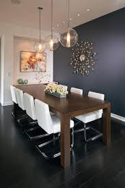 eclectic lighting. Rectangular Pendant Light Dining Room Contemporary With White Chairs Eclectic Lighting Cantilever E