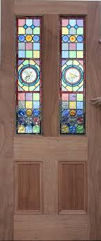 victorian classic hardwood door