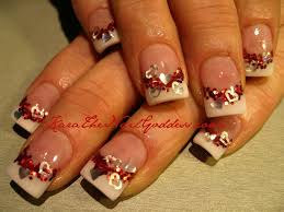 fortbetnipa: valentines acrylic nails