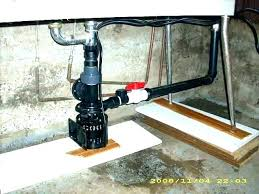 how to install a washing machine drain dishwasher drain hose installation dishwasher drain hose installation within