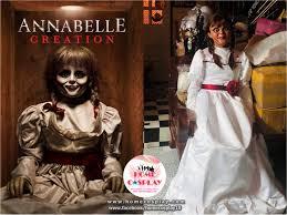 Premium Set: ชุดแอนนาเบล Annabelle - Annabelle - ร้านเช่าชุดคอสเพลย์  ร้านเช่าชุดแฟนซี ชุดซุปเปอร์ฮีโร่ ร้านโฮมคอสเพลย์ HOME COSPLAY