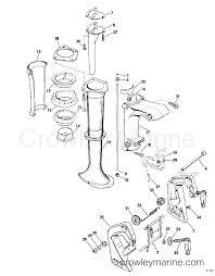 Wiring diagrams array lower unit group rigid models 1969 johnson outboards 4 4r69b rh crowleymarine