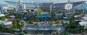 Dodger Stadium Seating Chart 2019 Dodger Stadium Upgrades Los Angeles Dodgers