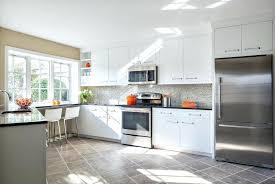 white kitchen black countertops black kitchen white