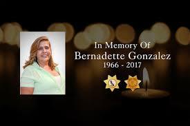 The Passing of CSLEA Director Bernadette Gonzalez - California ...