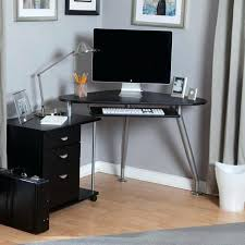 small black computer desk small black corner desk black varnished wood small corner computer regarding small black computer desk small black computer desk