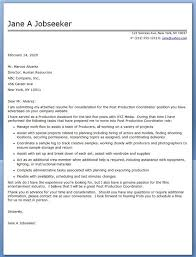 Sample Film Cover Letter Film Production Cover Letter Template Creative Resume Design