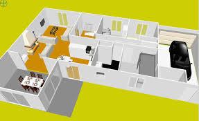 Perfect ... Sweet Home 3d Maison A Etage Élégant Sweet Home 3d Maison A Etage 3  Plan Maison ...